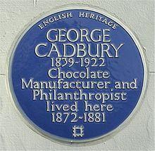 George Cadbury