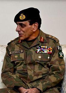 Ashfaq Parvez Kayani