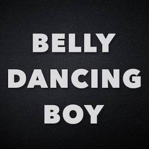 Belly Dancing Boy