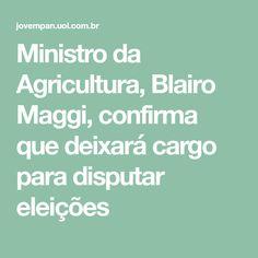 Blairo Maggi