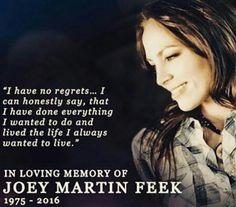 Joey Martin Feek