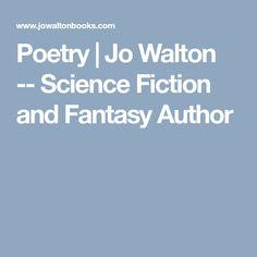 Jo Walton