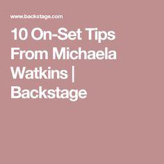 Michaela Watkins