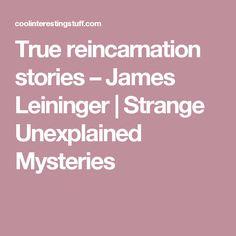 James Leininger