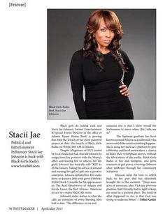 Stacii Jae Johnson