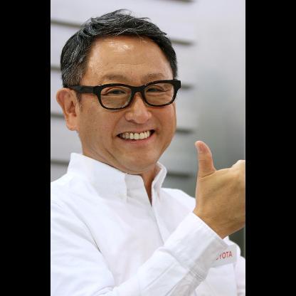 Akio Toyoda